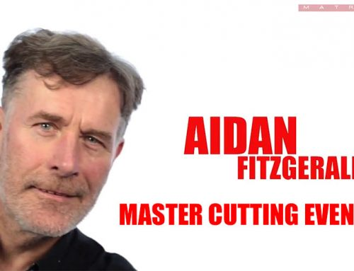 MATRIX Master Cutting with Industry Icon Aidan Fitzgerald